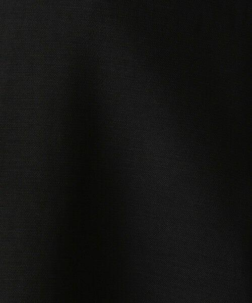 TO BE CHIC / トゥー ビー シック ノーカラージャケット | ラッフルネックブルゾン | 詳細12
