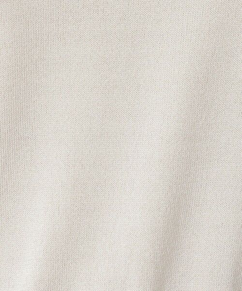 TO BE CHIC / トゥー ビー シック ニット・セーター | フリルコンビニット | 詳細11