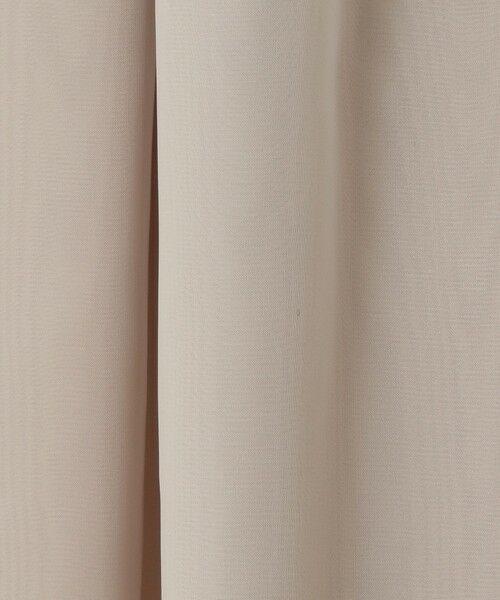 TO BE CHIC / トゥー ビー シック ロング・マキシ丈スカート | レースコンビシフォンスカート | 詳細10