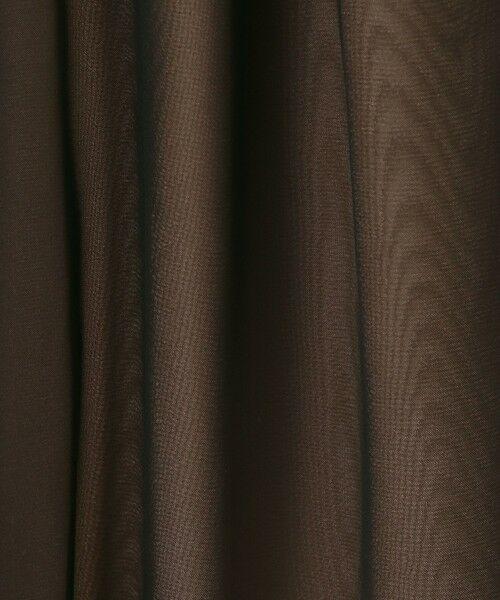 TO BE CHIC / トゥー ビー シック ロング・マキシ丈スカート | レースコンビシフォンスカート | 詳細11