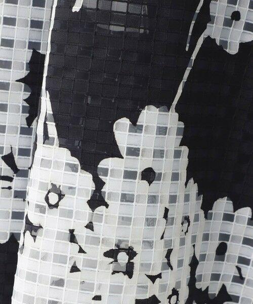 TO BE CHIC / トゥー ビー シック ロング・マキシ丈スカート   ◆◆フラワーギンガム スカート   詳細13