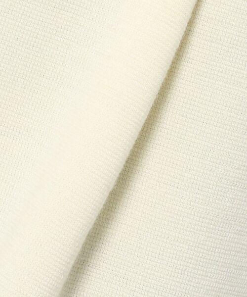 TOMORROWLAND / トゥモローランド ショート・ハーフ・半端丈パンツ | ウールミラノリブ ガウチョパンツ | 詳細8