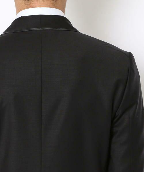 TOMORROWLAND / トゥモローランド テーラードジャケット | ストレッチウール ショールカラージャケット [SHAWL] | 詳細5