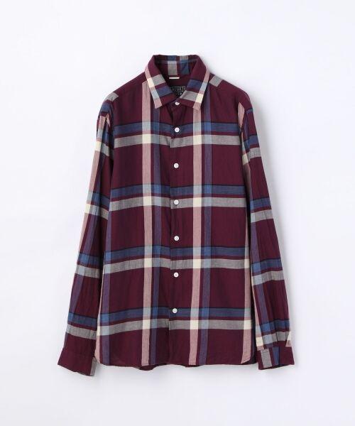 デンバークロス レギュラーカラーシャツ [TRONTO]