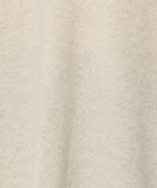 TOMORROWLAND / トゥモローランド ニット・セーター | ラムカシミヤ オフタートルネックプルオーバー | 詳細8