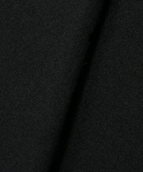 TOMORROWLAND / トゥモローランド その他アウター | ウールメルトン チェスターコート | 詳細9