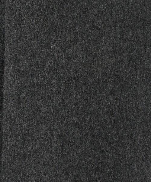 TOMORROWLAND / トゥモローランド その他アウター | カシミヤビーバー フーデッドコート | 詳細9