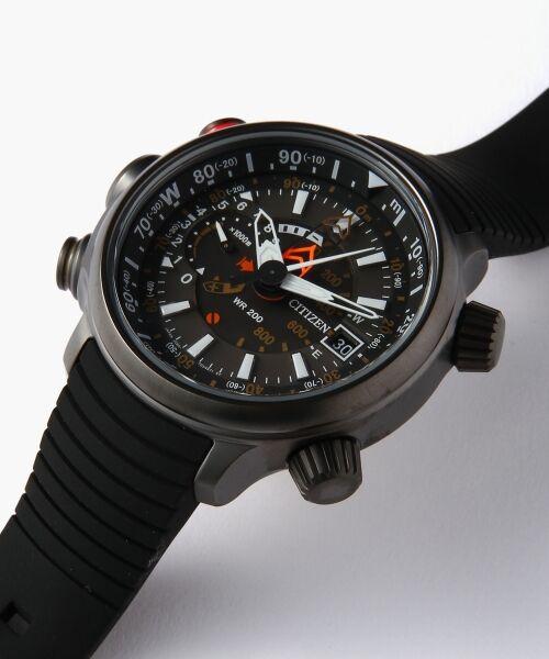TOMORROWLAND / トゥモローランド 腕時計 | 【別注】CITIZEN PROMASTER×TOMORROWLAND Eco-Drive ALTICHRON リストウオッチ | 詳細3