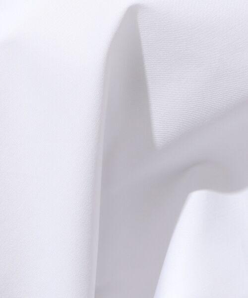 TOMORROWLAND / トゥモローランド シャツ・ブラウス | コットンポリエステルツイル ビッグシャツ | 詳細8