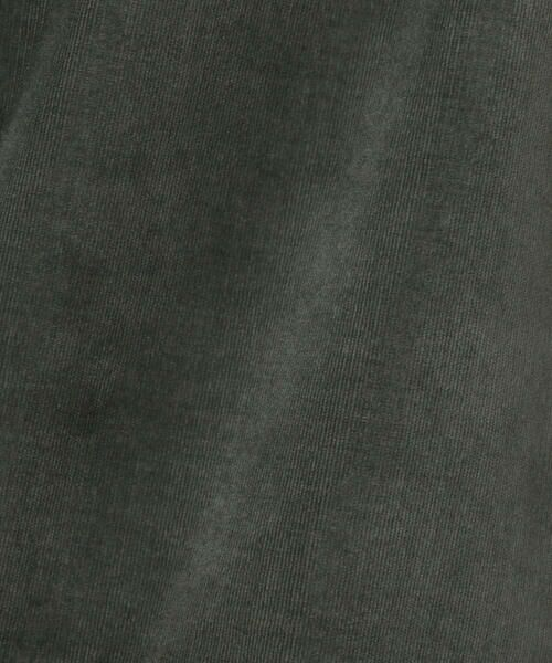 TOMORROWLAND / トゥモローランド シャツ・ブラウス | コットンストレッチコーデュロイ キーネックプルオーバー | 詳細12