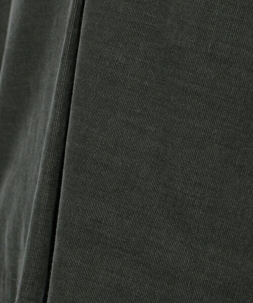 TOMORROWLAND / トゥモローランド シャツ・ブラウス | コットンストレッチコーデュロイ キーネックプルオーバー | 詳細13