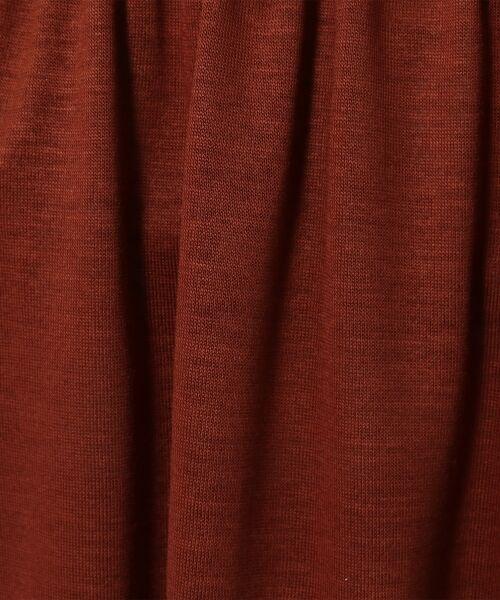 TOMORROWLAND / トゥモローランド ロング・マキシ丈スカート   テンセルジャージー ロングスカート   詳細8