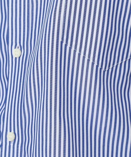 TOMORROWLAND / トゥモローランド シャツ・ブラウス | コットンブロード コクーンバックワイヤーシャツ | 詳細10