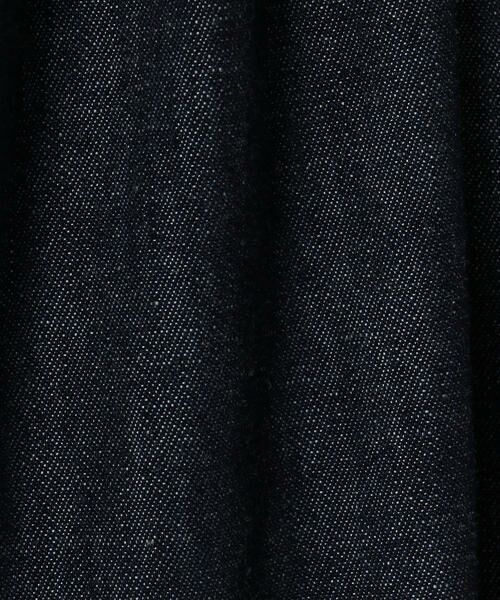 TOMORROWLAND / トゥモローランド ロング・マキシ丈ワンピース | コットンデニム ベルテッドシャツワンピース | 詳細8
