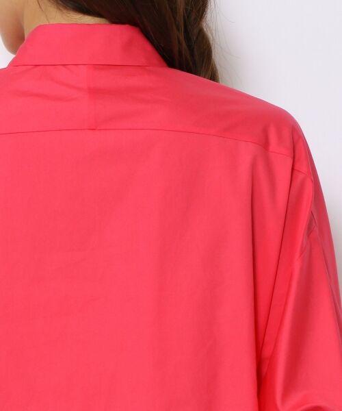 TOMORROWLAND / トゥモローランド シャツ・ブラウス | コットンタイプライター レギュラーシャツ | 詳細5