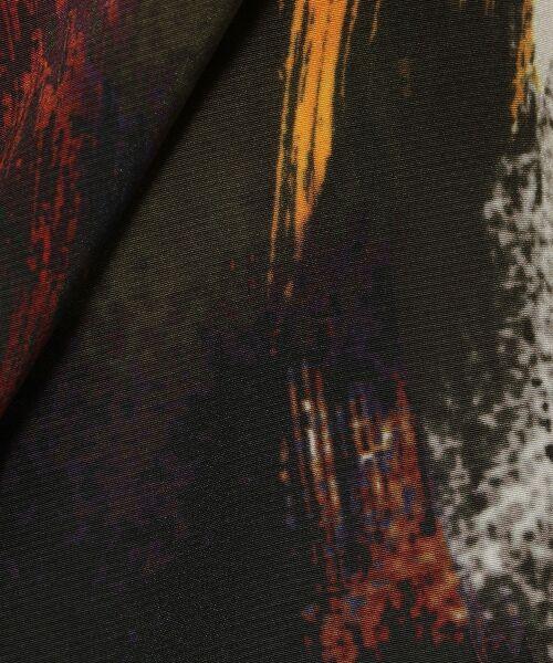 TOMORROWLAND / トゥモローランド シャツ・ブラウス | スプラッシュプリント Vネックプルオーバー | 詳細8