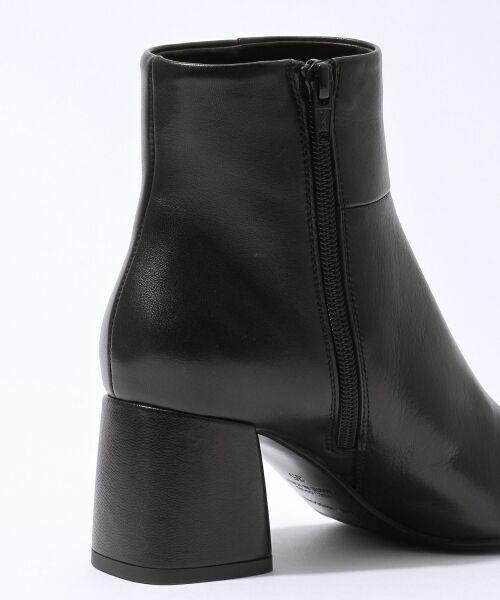 TOMORROWLAND / トゥモローランド ブーツ(ショート丈) | FABIO RUSCONI チャンキーヒールブーツ | 詳細5