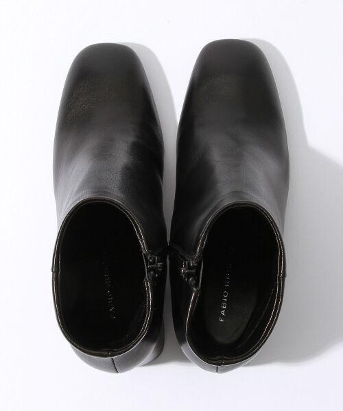 TOMORROWLAND / トゥモローランド ブーツ(ショート丈) | FABIO RUSCONI チャンキーヒールブーツ | 詳細6