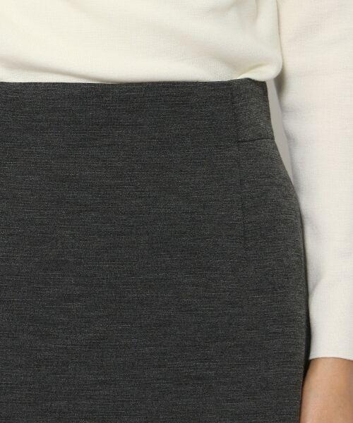 TOMORROWLAND / トゥモローランド ミニ・ひざ丈スカート | ウールナイロン タイトスカート | 詳細4