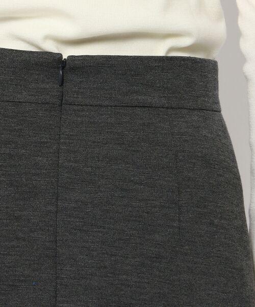 TOMORROWLAND / トゥモローランド ミニ・ひざ丈スカート | ウールナイロン タイトスカート | 詳細5