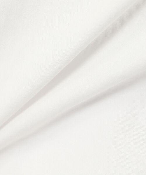 TOMORROWLAND / トゥモローランド シャツ・ブラウス   コットン フリルカラーブラウス   詳細8