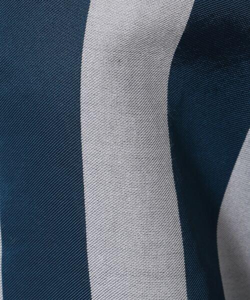TOMORROWLAND / トゥモローランド シャツ・ブラウス | レーヨンシルクストライプ プルバックシャツ | 詳細8