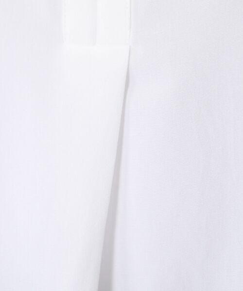 TOMORROWLAND / トゥモローランド シャツ・ブラウス | アセテートファイユ ロングスリーブブラウス | 詳細8
