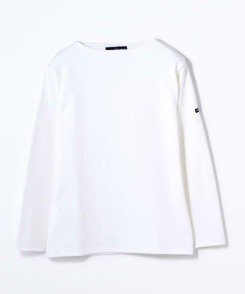 TOMORROWLAND / トゥモローランド カットソー | SAINT JAMES OUESSANT 無地Tシャツ(11 ホワイト)