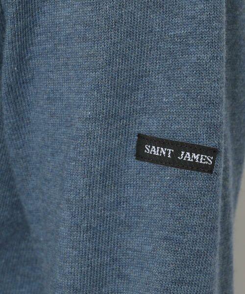 TOMORROWLAND / トゥモローランド カットソー | SAINT JAMES OUESSANT 無地Tシャツ | 詳細8