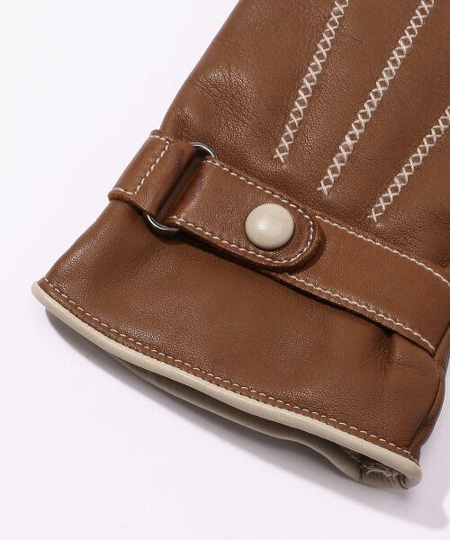 TOMORROWLAND / トゥモローランド 手袋 | Gloves ステッチグローブ | 詳細3