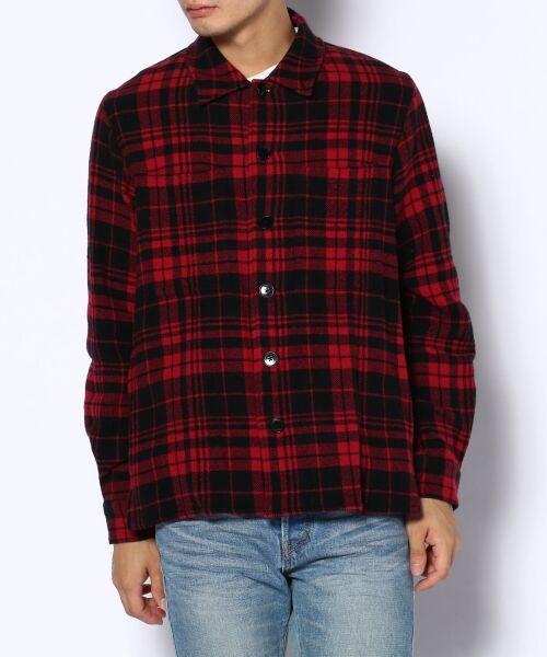 TOMORROWLAND / トゥモローランド シャツ・ブラウス | コットンチェック レギュラーカラーシャツ | 詳細1