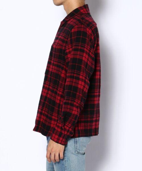 TOMORROWLAND / トゥモローランド シャツ・ブラウス | コットンチェック レギュラーカラーシャツ | 詳細2