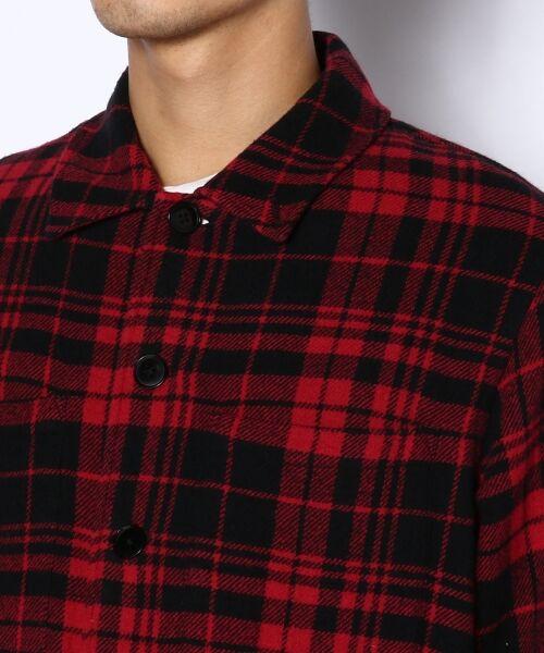 TOMORROWLAND / トゥモローランド シャツ・ブラウス | コットンチェック レギュラーカラーシャツ | 詳細4