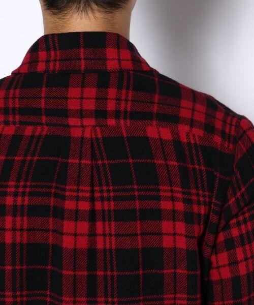 TOMORROWLAND / トゥモローランド シャツ・ブラウス | コットンチェック レギュラーカラーシャツ | 詳細5