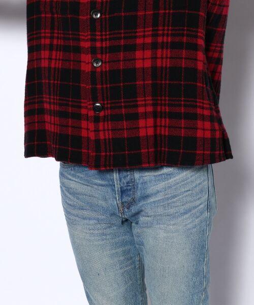 TOMORROWLAND / トゥモローランド シャツ・ブラウス | コットンチェック レギュラーカラーシャツ | 詳細7