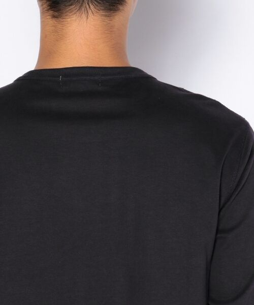 TOMORROWLAND / トゥモローランド Tシャツ | スエードソフト天竺 クルーネックカットソー | 詳細5
