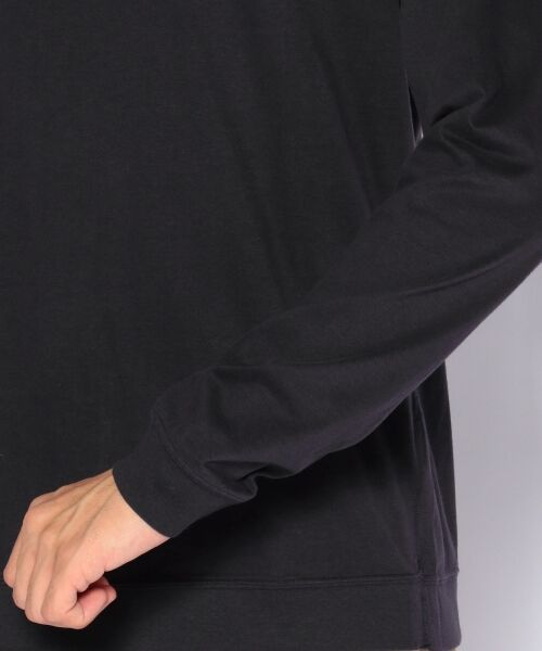 TOMORROWLAND / トゥモローランド Tシャツ | スエードソフト天竺 クルーネックカットソー | 詳細6