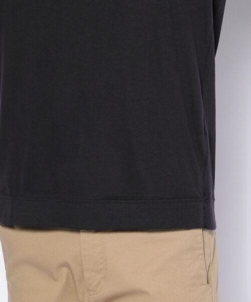 TOMORROWLAND / トゥモローランド Tシャツ | スエードソフト天竺 クルーネックカットソー | 詳細7