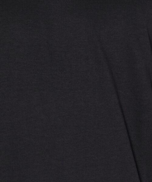 TOMORROWLAND / トゥモローランド Tシャツ | スエードソフト天竺 クルーネックカットソー | 詳細8