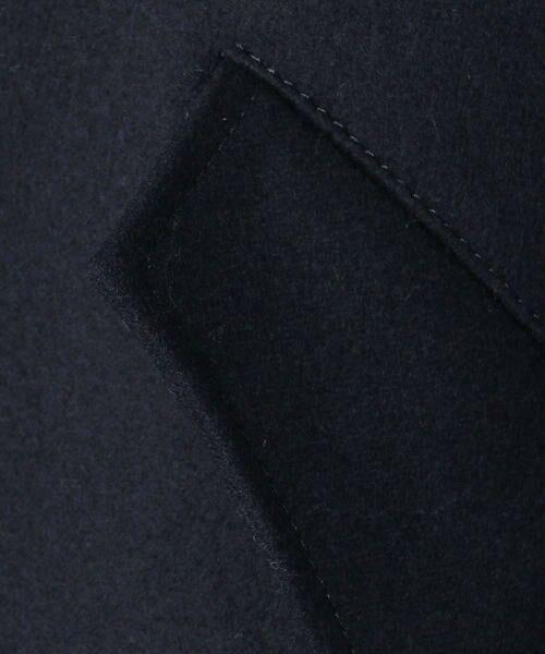 TOMORROWLAND / トゥモローランド その他アウター   ライトメルトン ショートモッズコート   詳細11