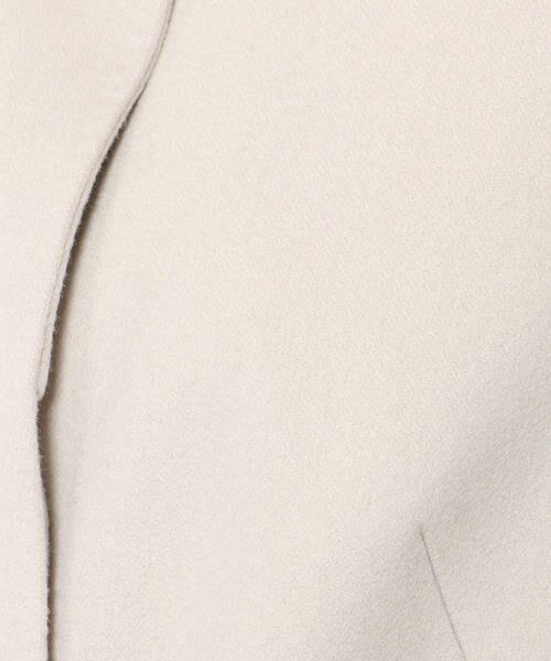TOMORROWLAND / トゥモローランド その他アウター   ピュアカシミヤ スタンドカラーベルテッドコート   詳細10