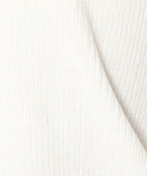 TOMORROWLAND / トゥモローランド その他パンツ | コットンリネンコーデュロイ 5ポケットパンツ | 詳細8