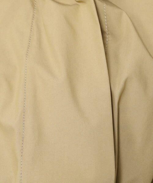 TOMORROWLAND / トゥモローランド その他アウター | コットンナイロンポプリン フーデッドジャケット | 詳細8