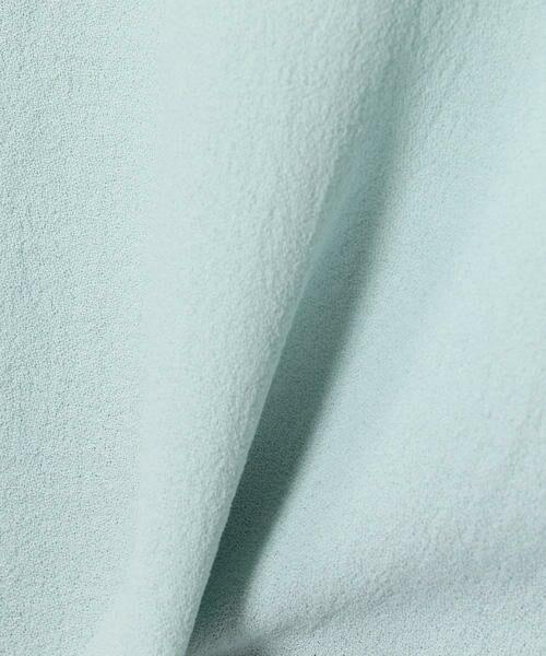 TOMORROWLAND / トゥモローランド シャツ・ブラウス | 【WEB先行予約】シックアムンゼン フレンチスリーブAラインブラウス | 詳細14