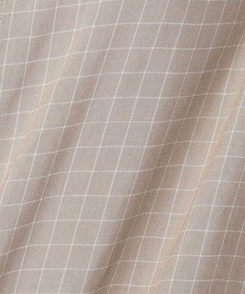 TOMORROWLAND / トゥモローランド シャツ・ブラウス | ウォッシュドレーヨン ボーイフレンドシャツ | 詳細6