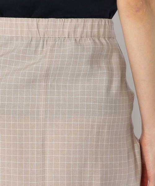 TOMORROWLAND / トゥモローランド ロング・マキシ丈スカート | ウォッシュドレーヨン 3-wayシャツスカート | 詳細6