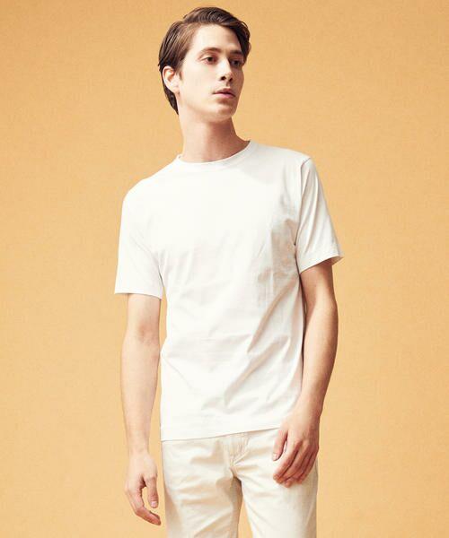TOMORROWLAND / トゥモローランド Tシャツ | スヴィンジャージー クルーネックTシャツ(11 ホワイト)