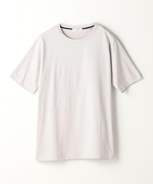TOMORROWLAND / トゥモローランド Tシャツ | スヴィンジャージー クルーネックTシャツ(13 ライトグレー)