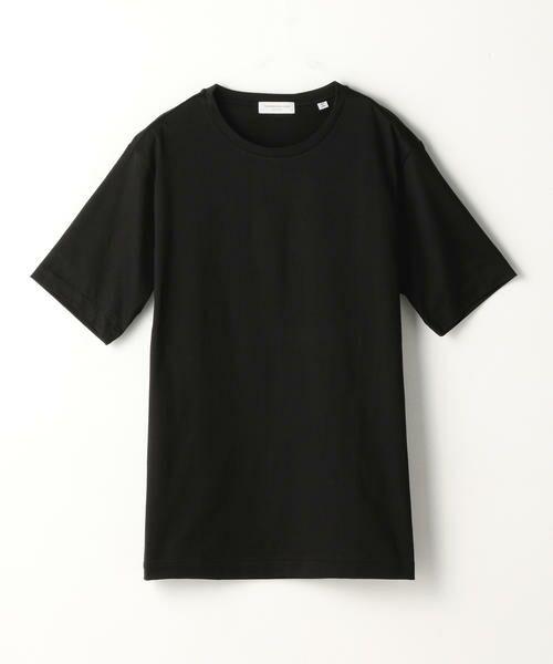 TOMORROWLAND / トゥモローランド Tシャツ | スヴィンジャージー クルーネックTシャツ(19 ブラック)