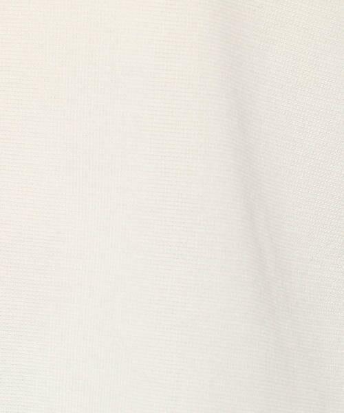 TOMORROWLAND / トゥモローランド ニット・セーター | ポリエステルシルクコットン ベルスリーブプルオーバー | 詳細5